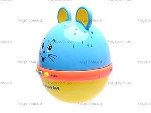 Проектор-неваляшка «Кошка-Мышка», 6339-1, купить