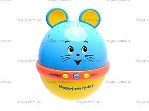 Проектор-неваляшка «Кошка-Мышка», 6339-1