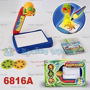 Проектор со слайдами, 6816А
