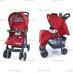 Прогулочная коляска Baby Tilly «Red», BT-SB-0006C RED, фото