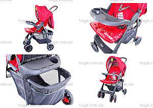 Прогулочная коляска Baby Tilly «Red», BT-SB-0006C RED