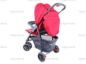 Прогулочная коляска Baby Tilly «Red», BT-SB-0006C RED, toys.com.ua