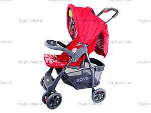 Прогулочная коляска Baby Tilly «Red», BT-SB-0006C RED, детский