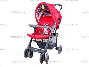 Прогулочная коляска Baby Tilly «Red», BT-SB-0006C RED, доставка