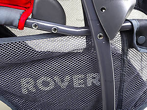Прогулочная коляска Baby Tilly «Red», BT-SB-0006C RED, набор