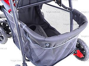 Прогулочная коляска Baby Tilly «Red», BT-SB-0006C RED, купити