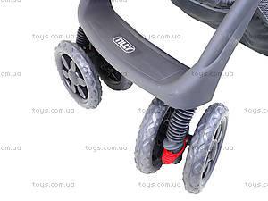 Прогулочная коляска Baby Tilly «Red», BT-SB-0006C RED, игрушка