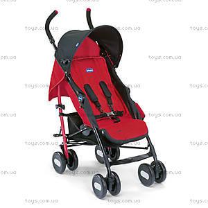 Прогулочная коляска Echo Stroller, красная, 79310.11