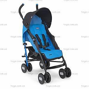 Прогулочная коляска Echo Stroller, синяя, 79310.48