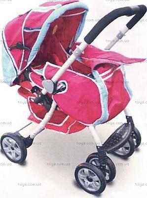 Прогулочная коляска, красная, C598 RED