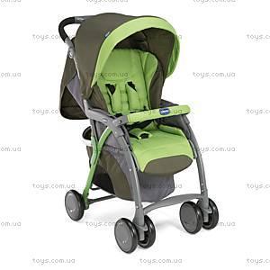 Прогулочная коляска Simplicity Plus Top, зеленая, 79482.33