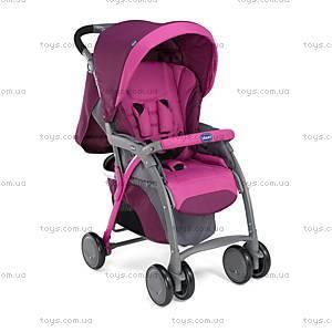 Прогулочная коляска Simplicity Top, розовая, 79482.90