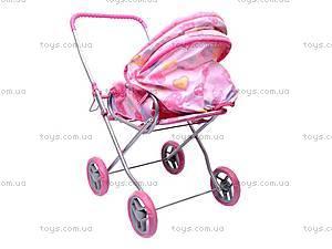 Прогулочная коляска-трансформер для куклы, 9391