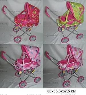 Прогулочная коляска-трансформер Melogo для кукол, 9391