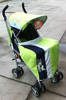 Прогулочная коляска-трость, BF-408-2 GREE