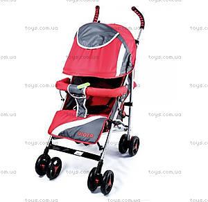 Прогулочная коляска-трость, красная, BT-SB-0002 RED, отзывы