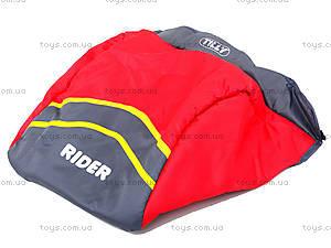 Прогулочная коляска-трость, красная, BT-SB-0002 RED, детские игрушки
