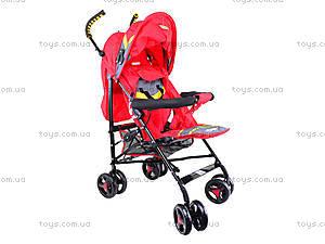 Прогулочная коляска-трость, красная, BT-SB-0002 RED, детский