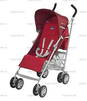 Прогулочная коляска London Up Stroller, красная, 79251.93