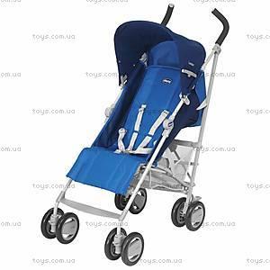 Прогулочная коляска-трость London Up Stroller, синяя, 79251.99