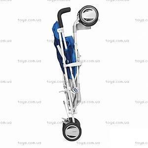 Прогулочная коляска-трость London Up Stroller, синяя, 79251.99, детские игрушки