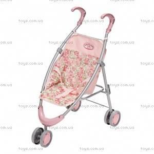 Прогулочная трехколесная коляска для куклы Baby Annabell, 792926