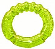 Прорезыватель «Чудо-Колечко» зеленый Baby team, 4030-2, отзывы
