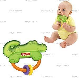 Прорезыватель детский «Крокодил», T8380, купить