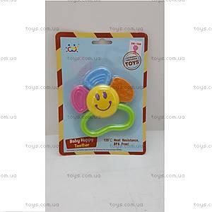 Прорезыватель для зубов Huile Toys «Цветочек», 919-3