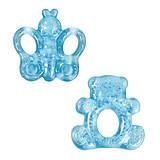 Прорезыватель для зубов с водой, голубой, LI 301, купить