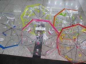 Прозрачные зонтики для мальчиков и девочек, C12689