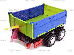 Игрушечный прицеп для машины «Бортовой», 16-001, игрушки