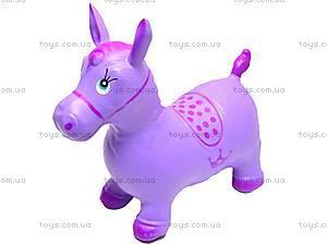 Прыгун детский «Лошадка», MS0373, игрушки