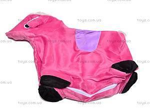 Прыгун для детей плюшевый «Лошадка», MS0325, toys.com.ua