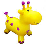 Прыгун «Жираф» желтый, RB190702, фото