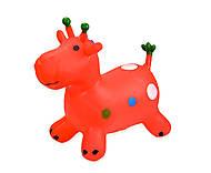 Прыгун «Жираф» красный, RB190702, тойс ком юа