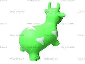 Прыгун «Корова» детский, W02-4234, отзывы