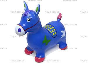 Прыгун резиновый в виде лошадки, 466-530, цена