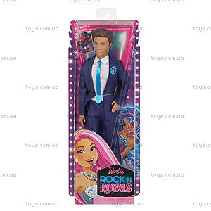 Принц Кен из м/ф «Барби: Рок-принцесса», CKB59, купить
