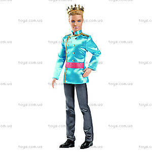 Принц из м/ф Barbie «Тайные двери», BLP31, купить