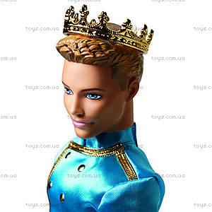 Принц из м/ф Barbie «Тайные двери», BLP31, фото