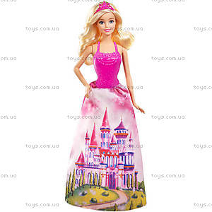 Принцесса Barbieв сказочных костюмах серии «Миксуй та комбинируй», CFF48, отзывы
