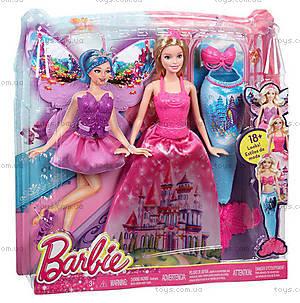 Принцесса Barbieв сказочных костюмах серии «Миксуй та комбинируй», CFF48
