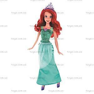 Кукла Принцесса Дисней «Сияющая», обновленная, CFB82