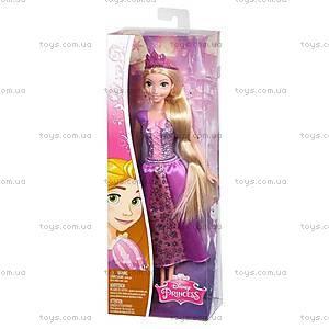 Кукла-принцесса Рапунцель «Сияющая», CFF68, купить