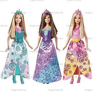 Принцесса Barbie из серии «Миксуй и комбинируй», CFF24