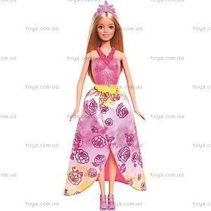 Принцесса Barbie из серии «Миксуй и комбинируй», CFF24, отзывы
