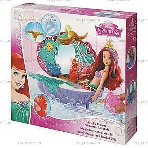 Принцесса Дисней «Веселое купание. Ариэль», CDC50