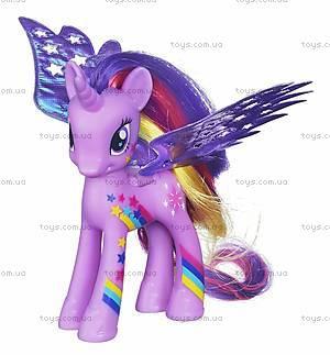Игрушечная принцесса-пони «Делюкс» с волшебными крыльями, A5932, купить