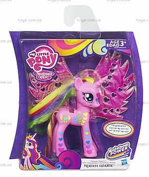 Игрушечная принцесса-пони «Делюкс» с волшебными крыльями, A5932, отзывы